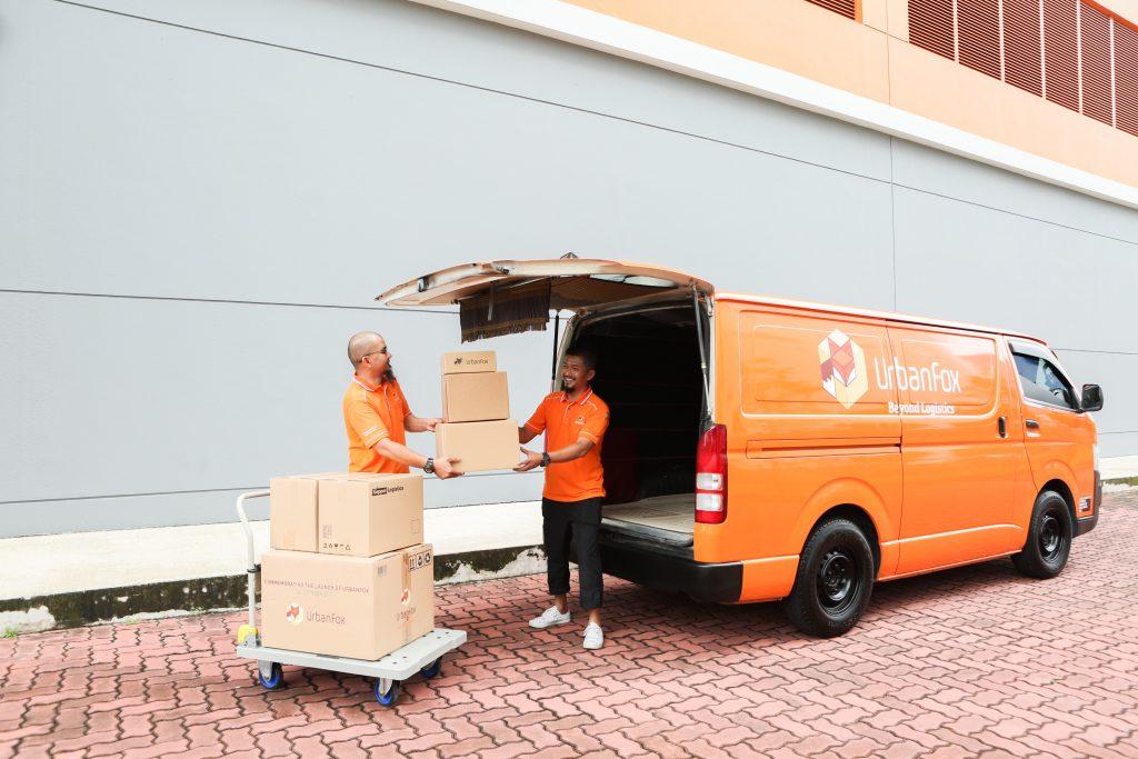 Delivery Network - UrbanFox